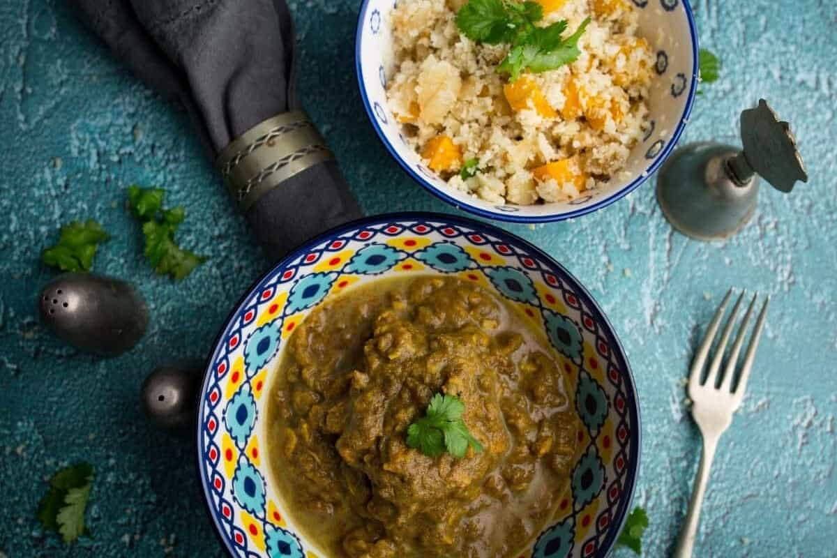 Moroccan Honey Lamb & Date Tagine with Butternut Couscous