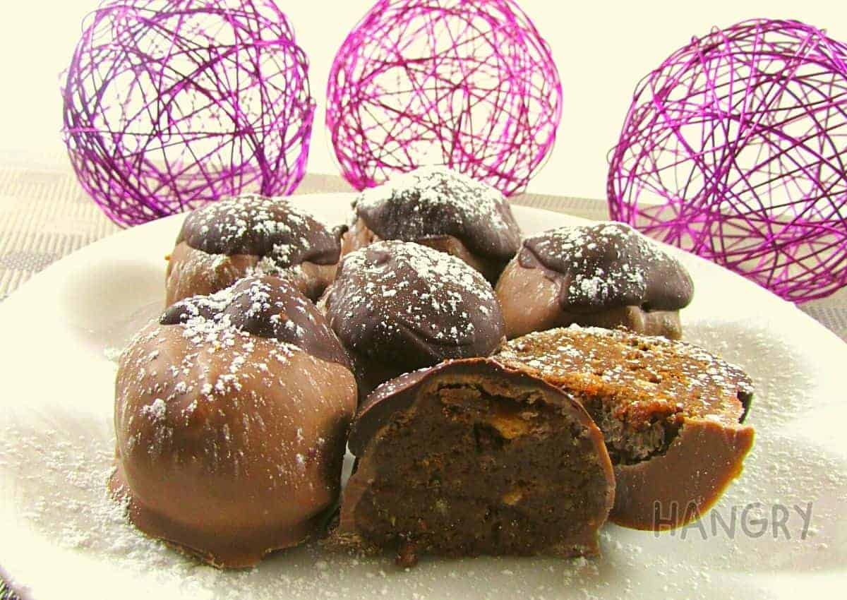 Chocolate Fudge Biscuit