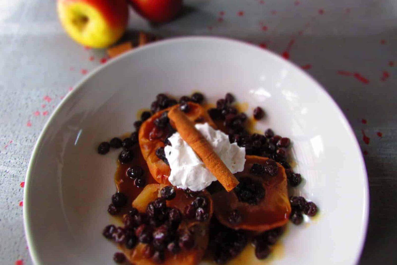 Steamed Apples Dessert Recipes