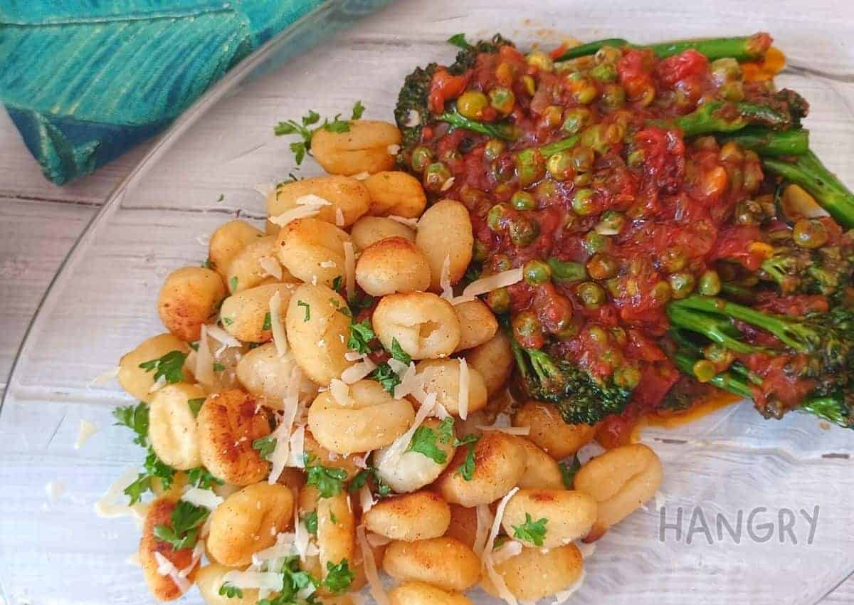 Pan-fried Gnocchi in Butter