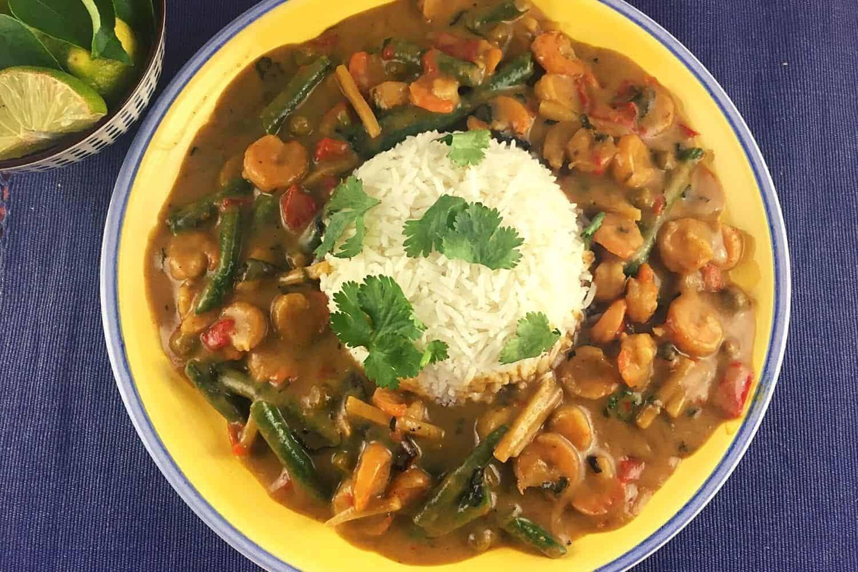Thai Green Pork Curry