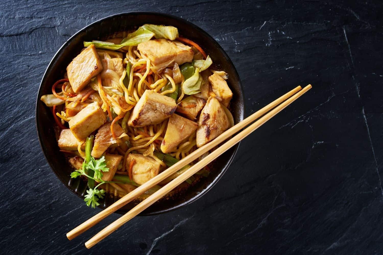 Chicken Pot'o'Noodles