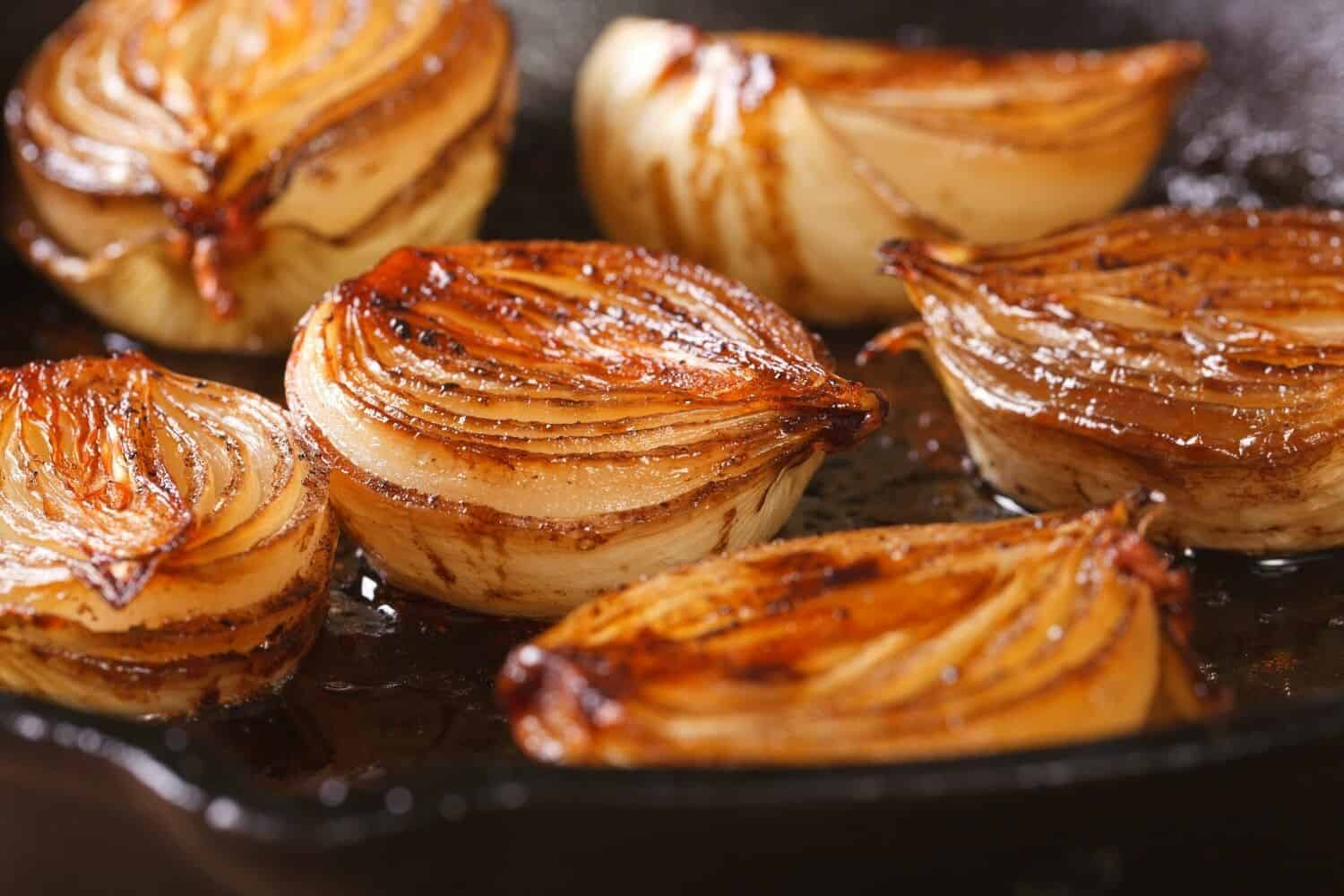 How to Caramelize and what does it mean to caramelize when cooking?