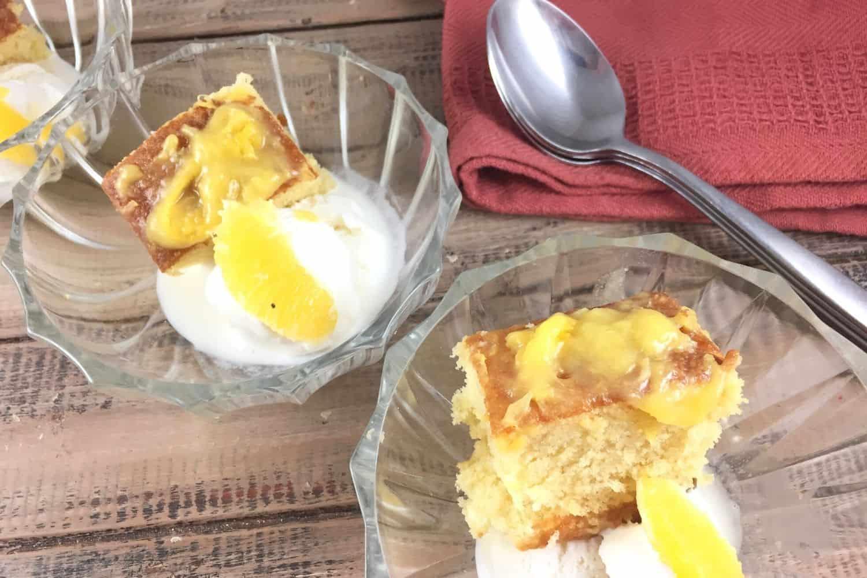 Tasty Lemon Cake