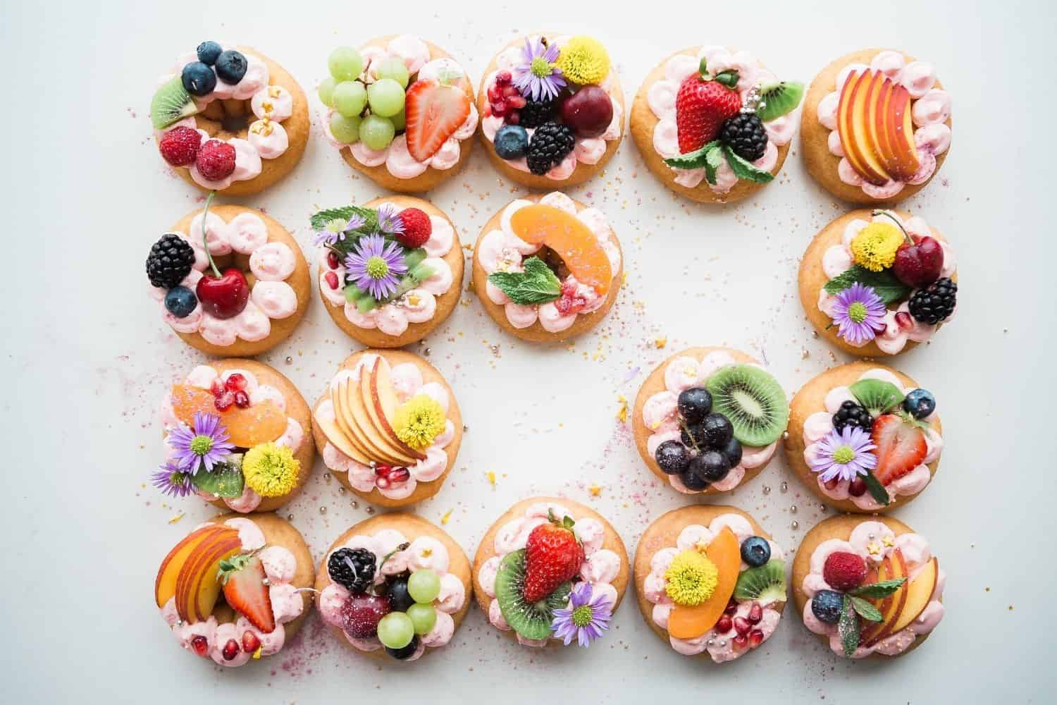 Five Delicious Fruity Desserts Just In Time For Springtime