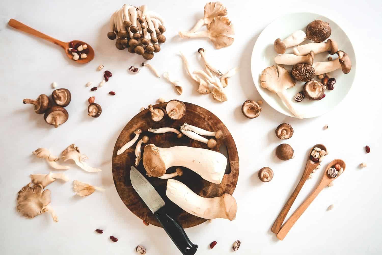 The Latest Food Craze: Mushrooms